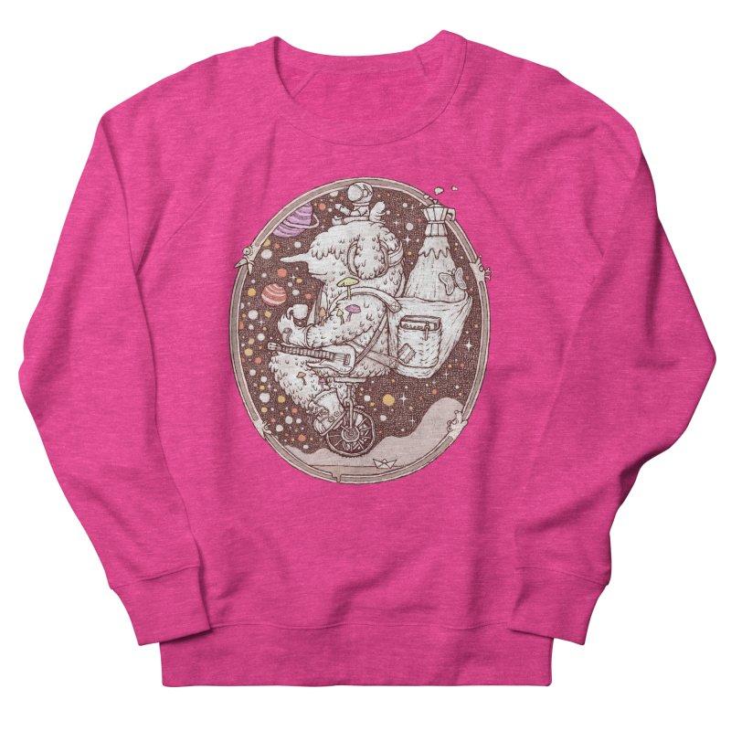 Caffriendine Women's French Terry Sweatshirt by makapa's Artist Shop