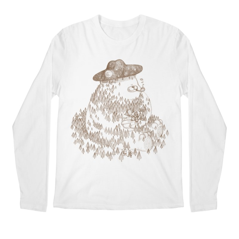 let go to camping Men's Longsleeve T-Shirt by makapa's Artist Shop
