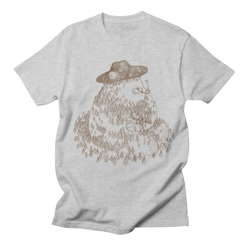 let go to camping Women's Unisex T-Shirt by makapa's Artist Shop