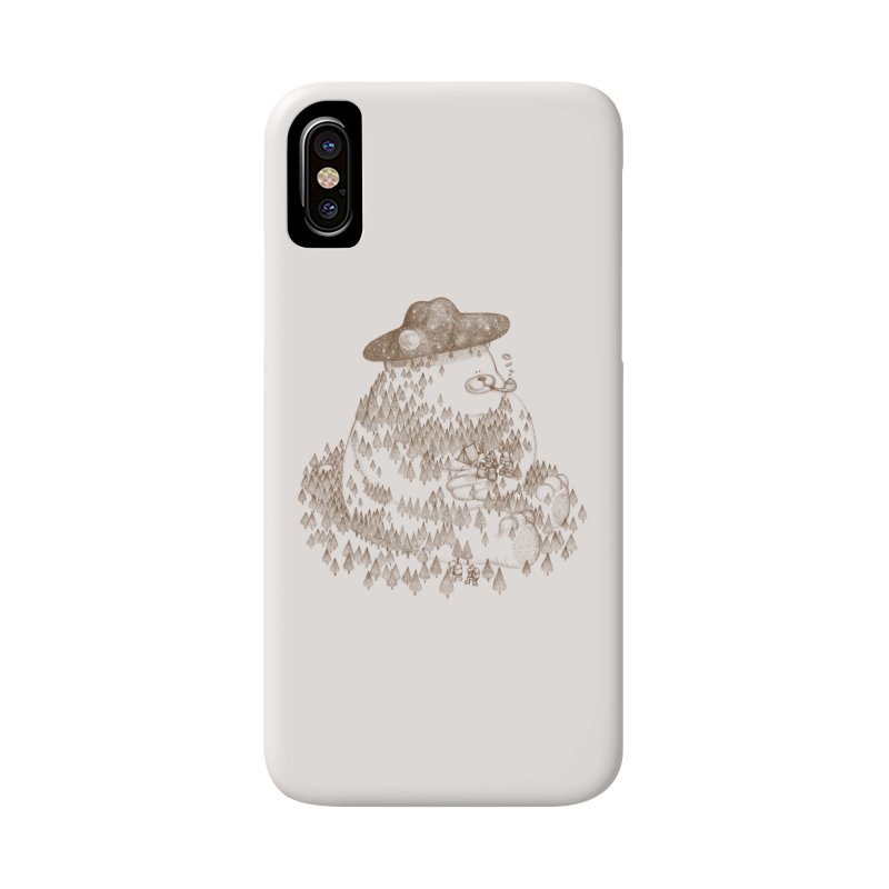 let go to camping Accessories Phone Case by makapa's Artist Shop