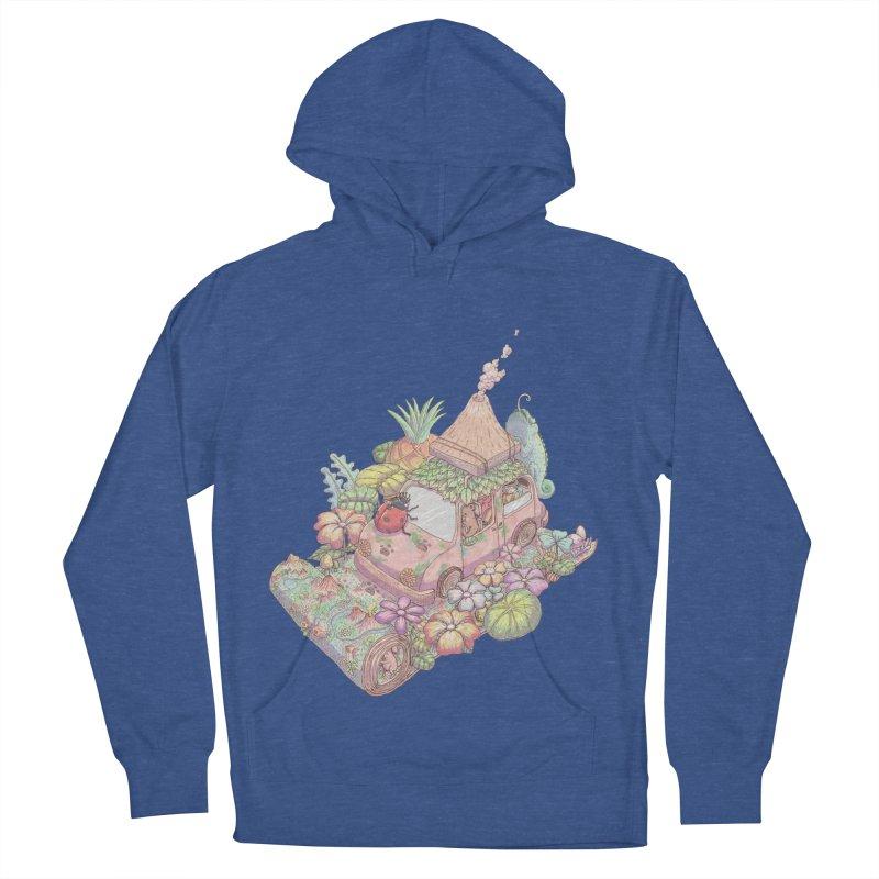 i love adventure Men's Pullover Hoody by makapa's Artist Shop