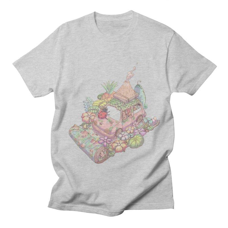 i love adventure Women's Unisex T-Shirt by makapa's Artist Shop