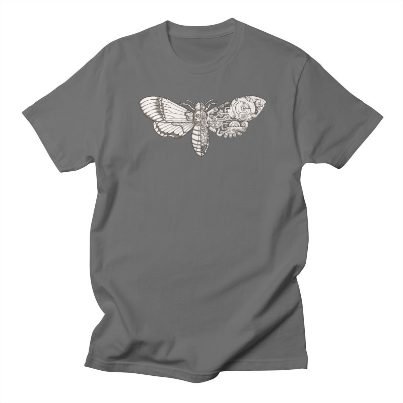 death head moth sci-fi Women's Regular Unisex T-Shirt by makapa's Artist Shop