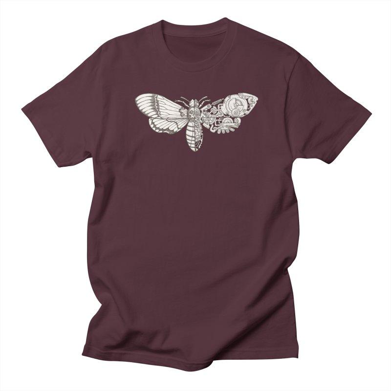 death head moth sci-fi Women's Regular Unisex T-Shirt by makapa's Artist Shop