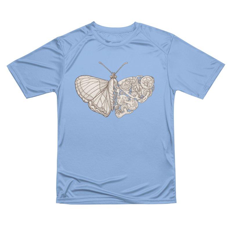 butterfly sci-fi Women's Performance Unisex T-Shirt by makapa's Artist Shop