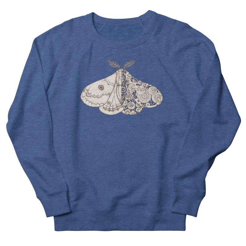 moth sci-fi Men's Sweatshirt by makapa's Artist Shop