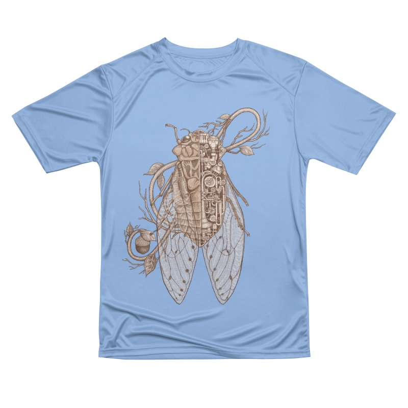 Anatomy of cicada Men's Performance T-Shirt by makapa's Artist Shop
