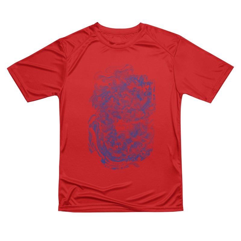 Dream on dream Men's Performance T-Shirt by makapa's Artist Shop