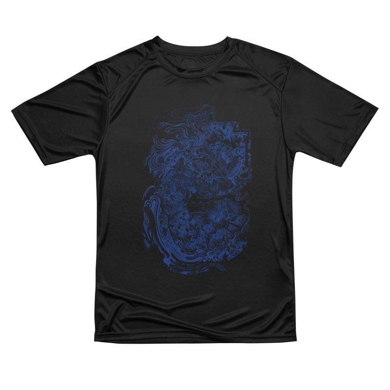 Dream on dream Women's Performance Unisex T-Shirt by makapa's Artist Shop