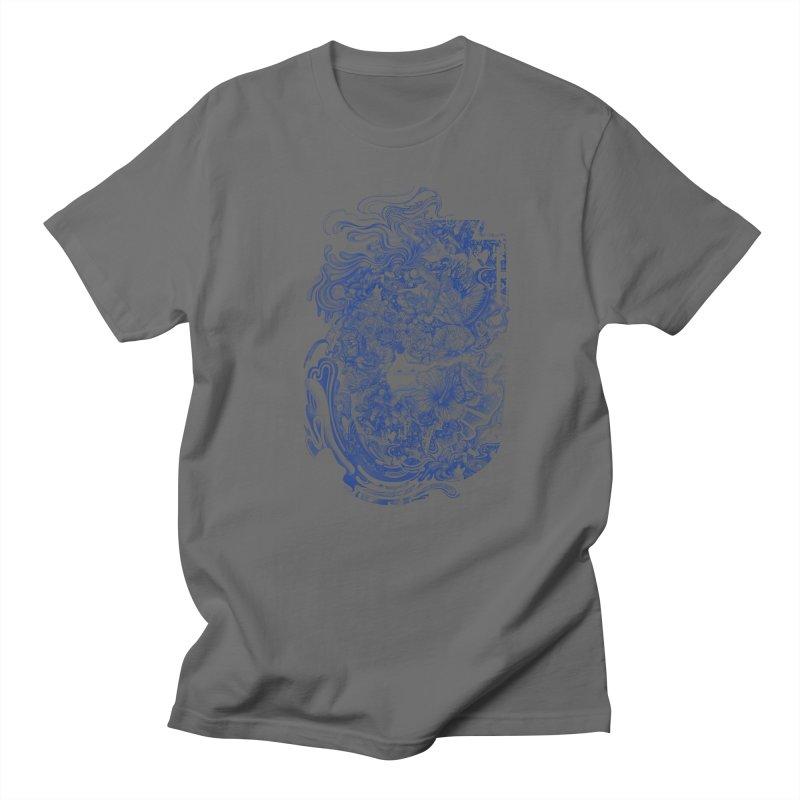 Dream on dream Men's T-Shirt by makapa's Artist Shop