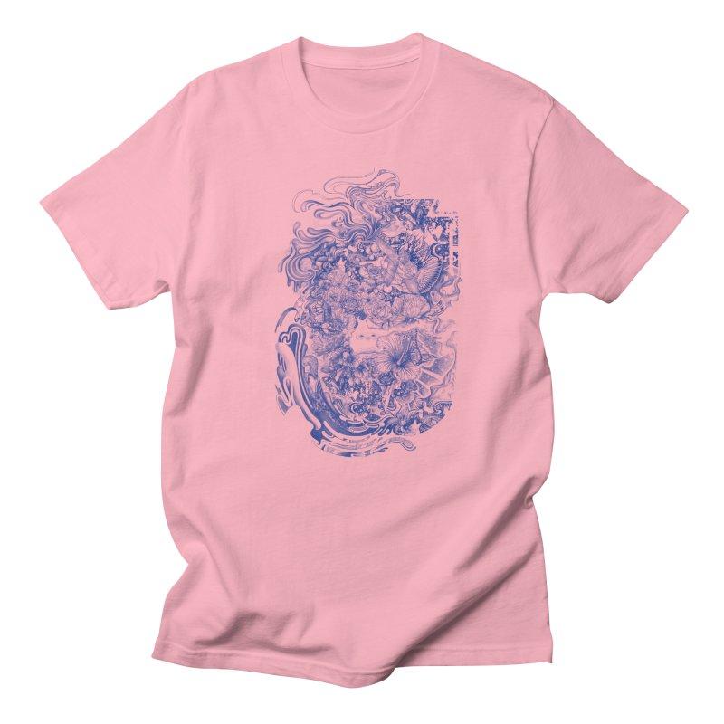 Dream on dream Men's Regular T-Shirt by makapa's Artist Shop