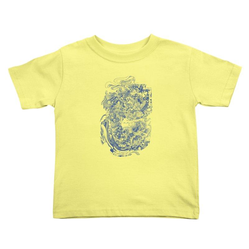 Dream on dream Kids Toddler T-Shirt by makapa's Artist Shop