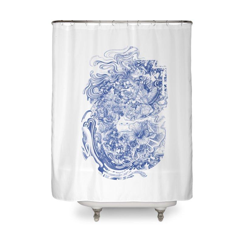 Dream on dream Home Shower Curtain by makapa's Artist Shop