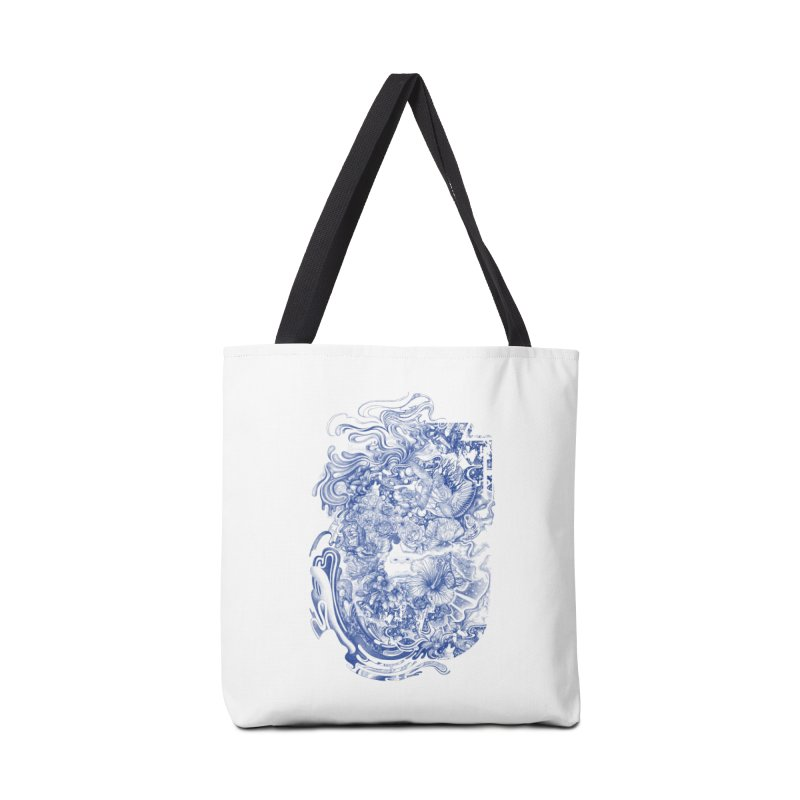 Dream on dream Accessories Tote Bag Bag by makapa's Artist Shop