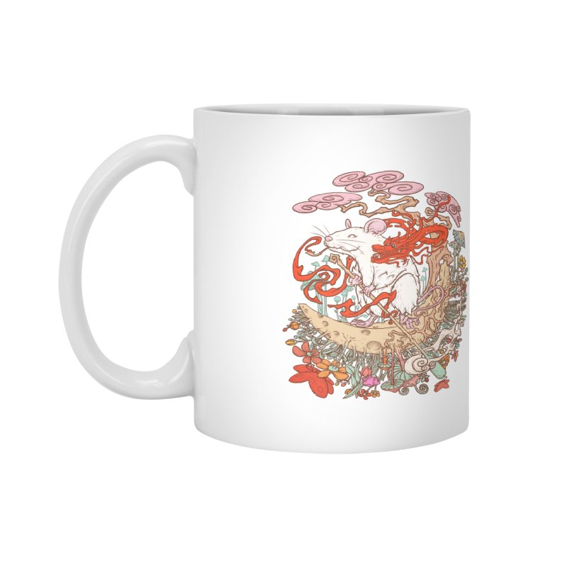 The king of rat Accessories Mug by makapa's Artist Shop