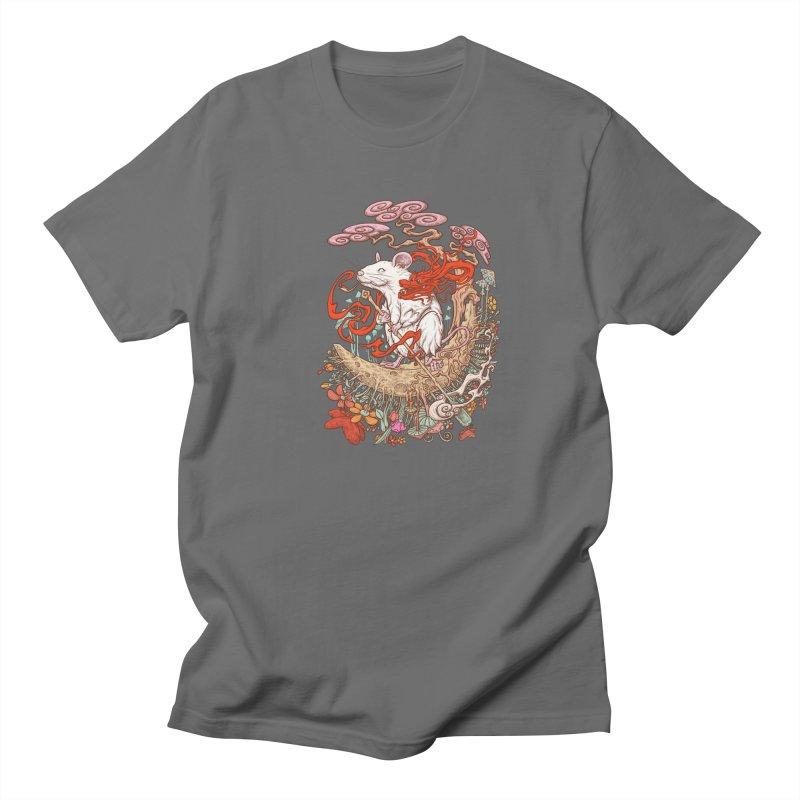 The king of rat Men's T-Shirt by makapa's Artist Shop