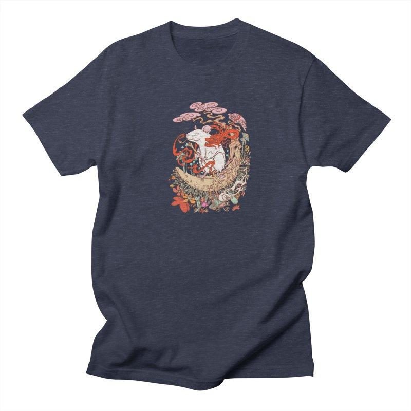 The king of rat Women's Regular Unisex T-Shirt by makapa's Artist Shop