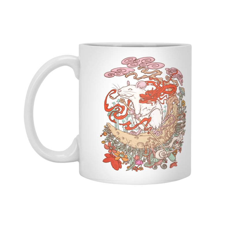 The king of rat Accessories Standard Mug by makapa's Artist Shop