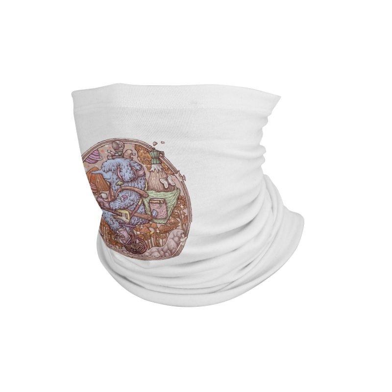 Caffriendine Accessories Neck Gaiter by makapa's Artist Shop