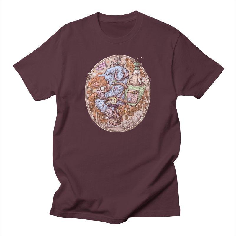 Caffriendine Men's T-Shirt by makapa's Artist Shop