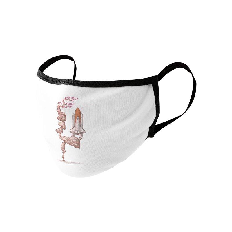 Zen gravity Accessories Face Mask by makapa's Artist Shop