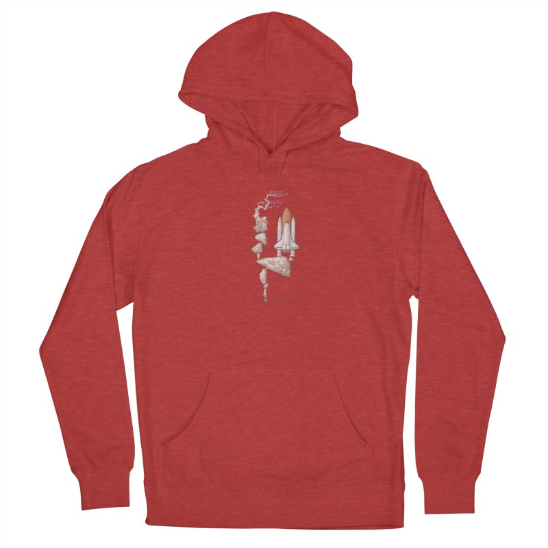 Zen gravity Women's Pullover Hoody by makapa's Artist Shop