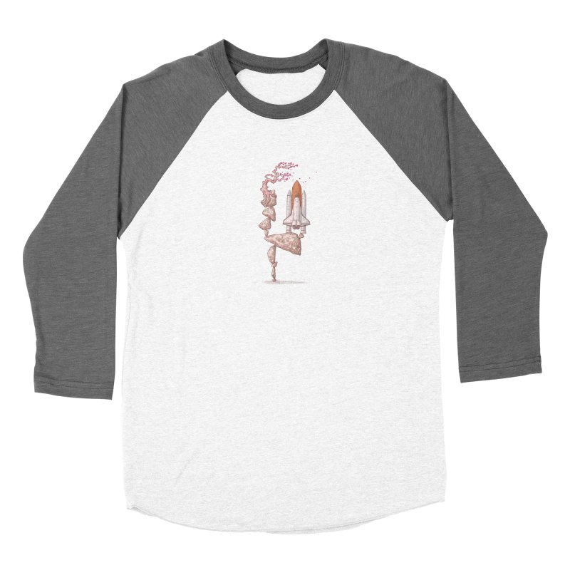 Zen gravity Women's Longsleeve T-Shirt by makapa's Artist Shop
