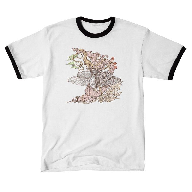 Flying in lucid dream Women's T-Shirt by makapa's Artist Shop