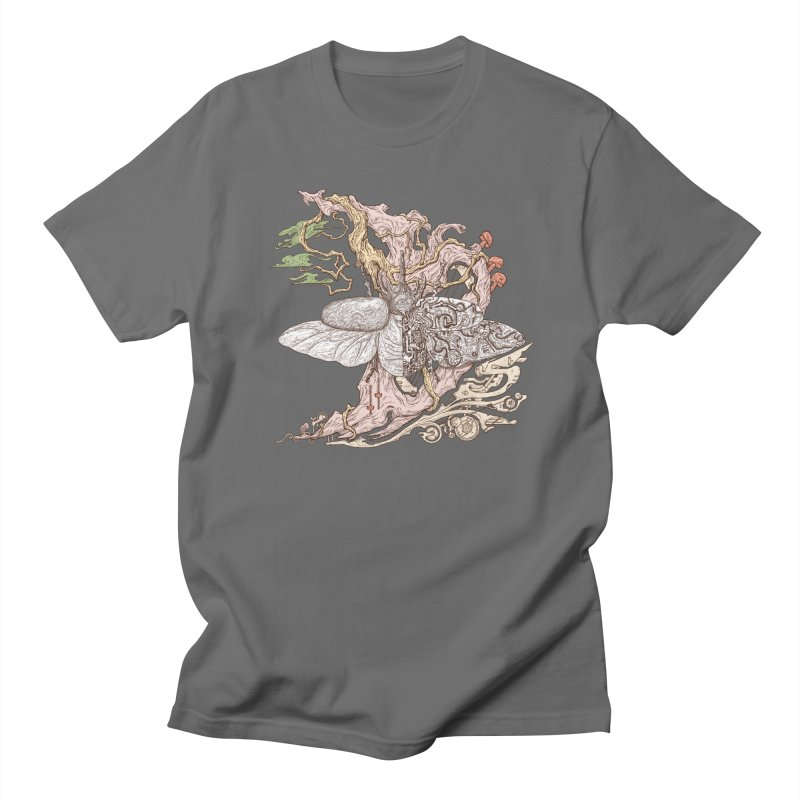 Flying in lucid dream Men's T-Shirt by makapa's Artist Shop