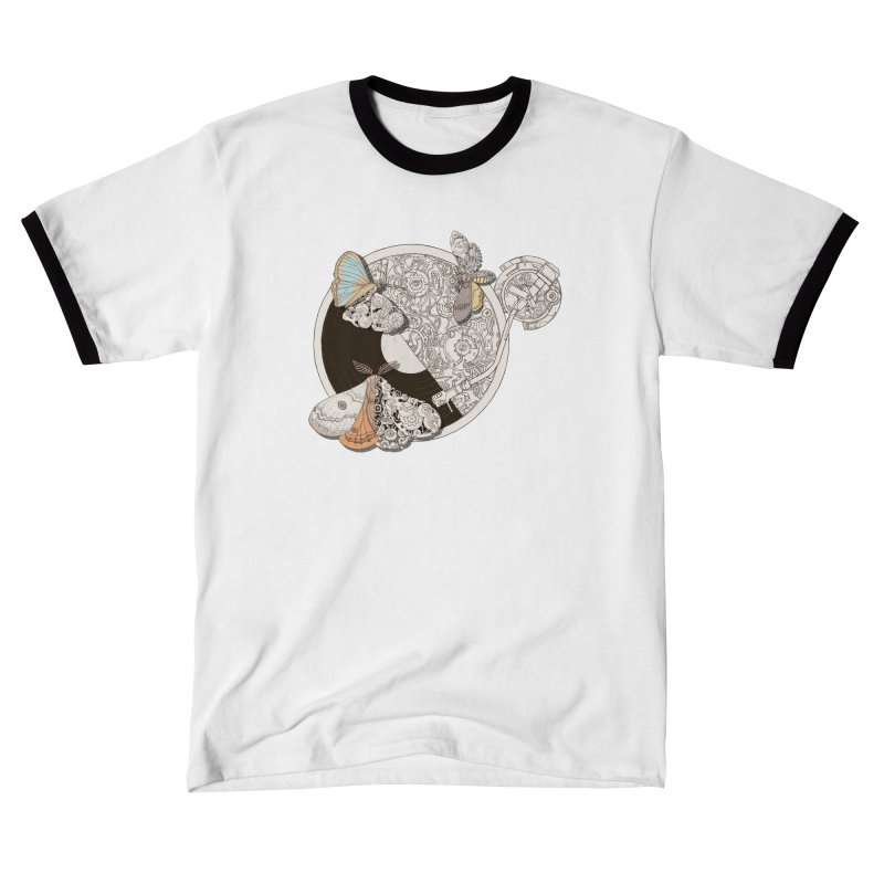 machinetamorphosis Women's T-Shirt by makapa's Artist Shop