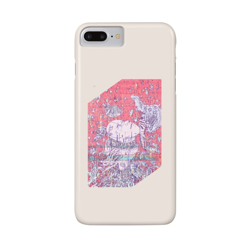 god attack Accessories Phone Case by makapa's Artist Shop