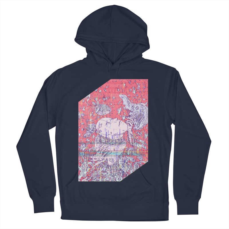 god attack Women's Pullover Hoody by makapa's Artist Shop