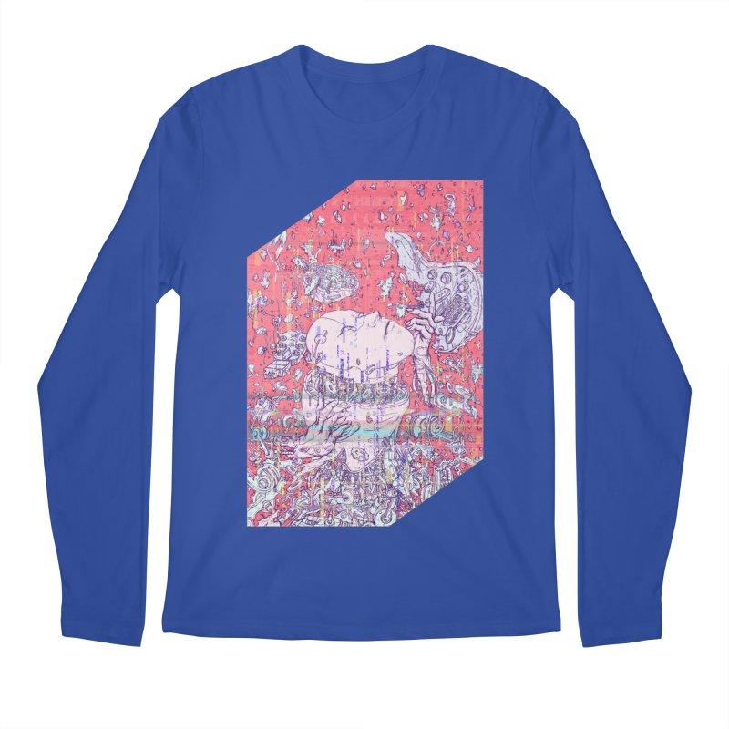 god attack Men's Regular Longsleeve T-Shirt by makapa's Artist Shop