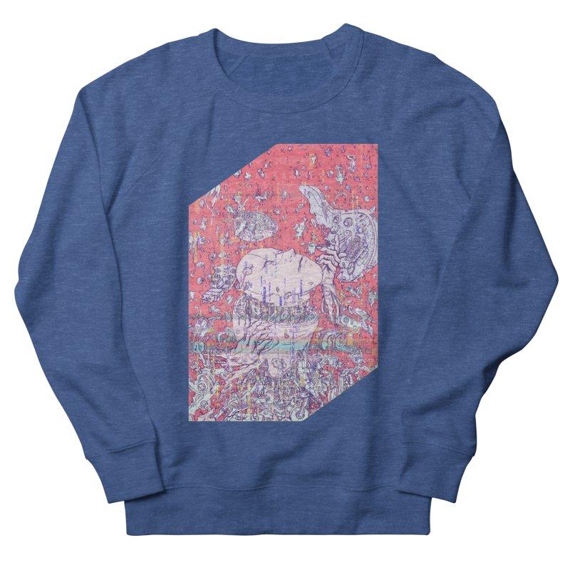 god attack Women's French Terry Sweatshirt by makapa's Artist Shop