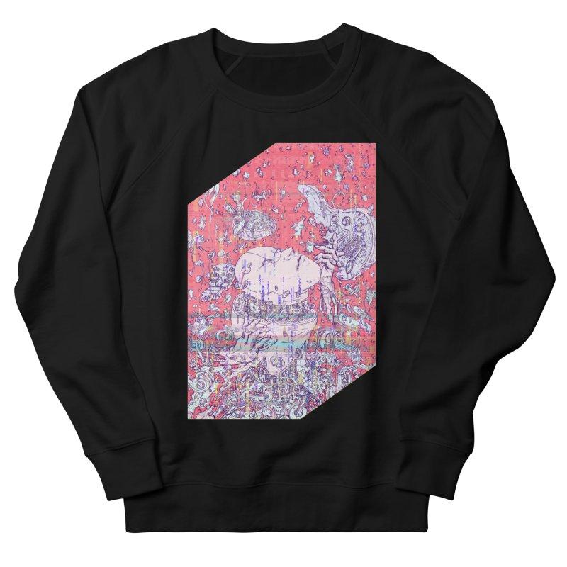 god attack Men's French Terry Sweatshirt by makapa's Artist Shop
