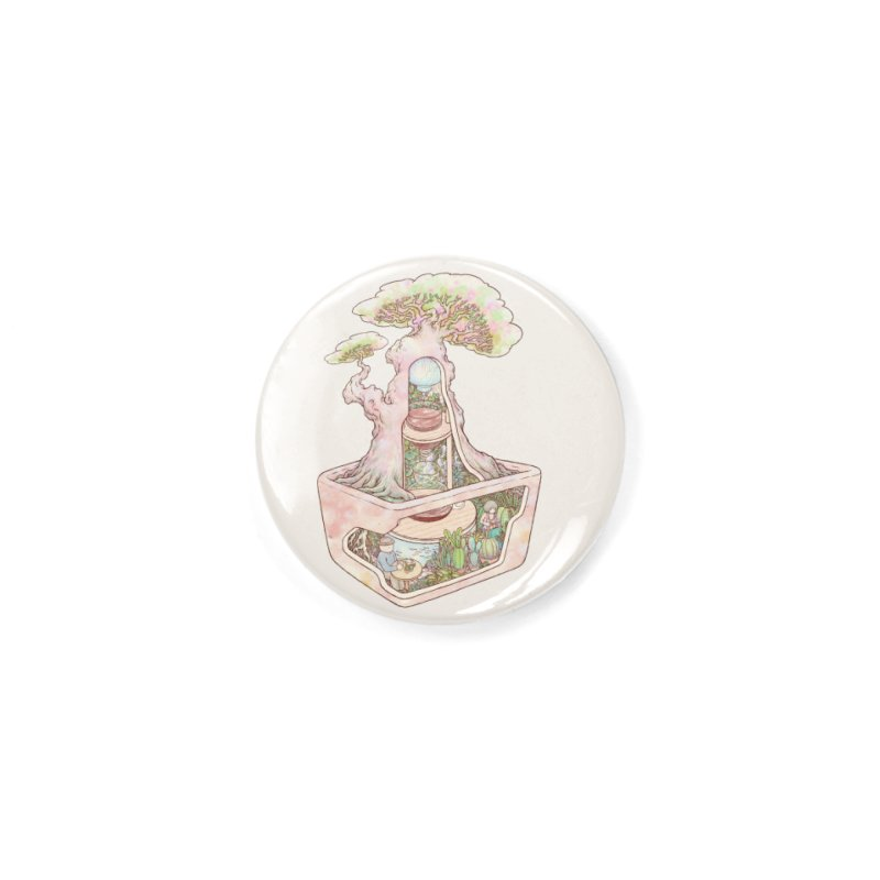 Taste of slow Accessories Button by makapa's Artist Shop