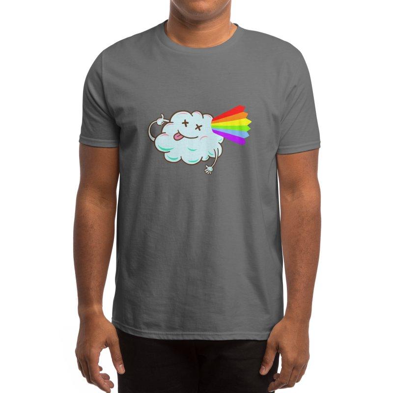 Death of cloud Men's T-Shirt by makapa's Artist Shop