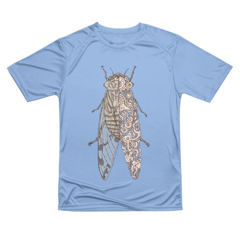 cicada sci-fi 02 Men's T-Shirt by makapa's Artist Shop
