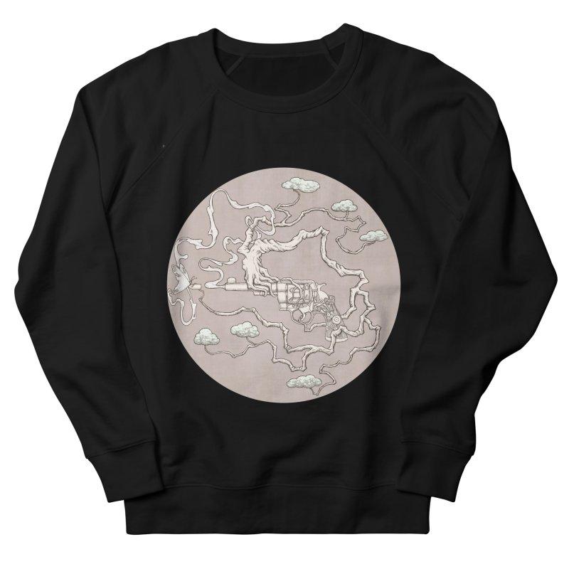 slow gun Men's Sweatshirt by makapa's Artist Shop