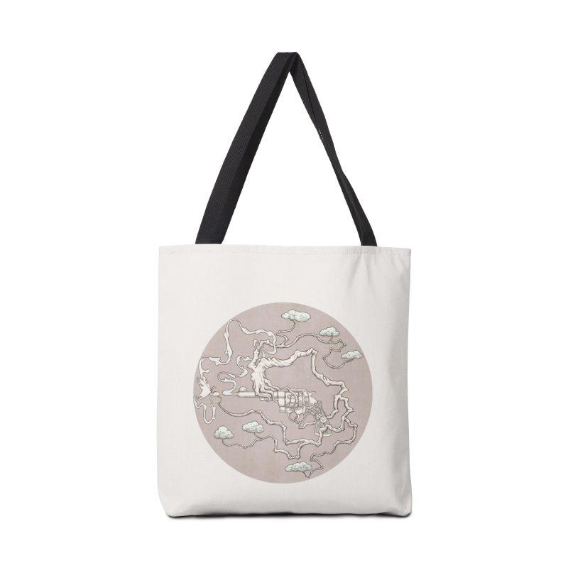 slow gun Accessories Bag by makapa's Artist Shop