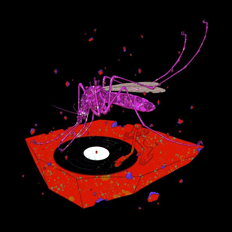 Mosquito king Men's T-Shirt by makapa's Artist Shop