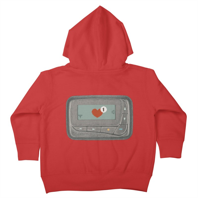 You have a new love. Kids Toddler Zip-Up Hoody by makapa's Artist Shop