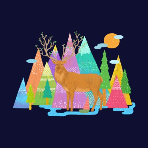 Design for Deer forest