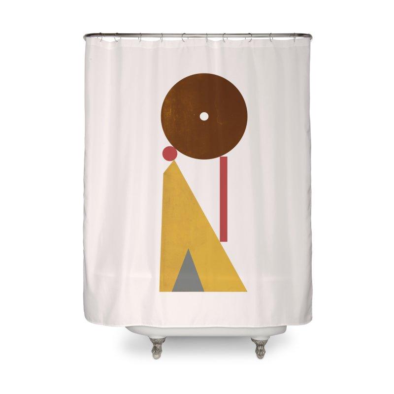 Zen and gravity Home Shower Curtain by makapa's Artist Shop