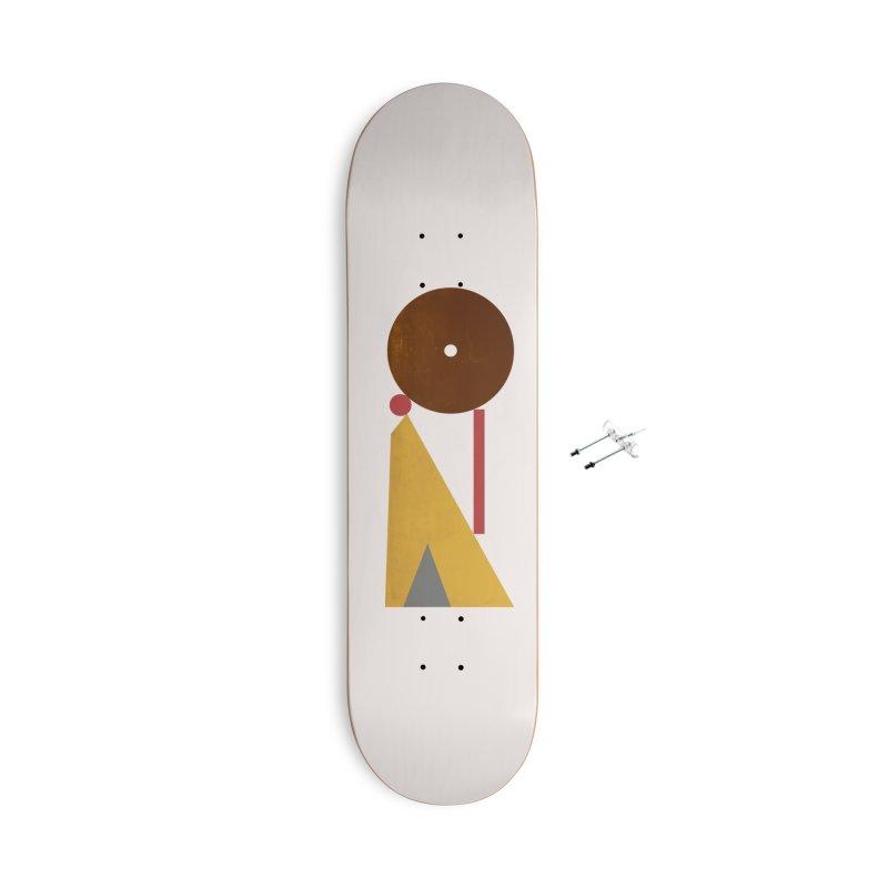 Zen and gravity Accessories Skateboard by makapa's Artist Shop