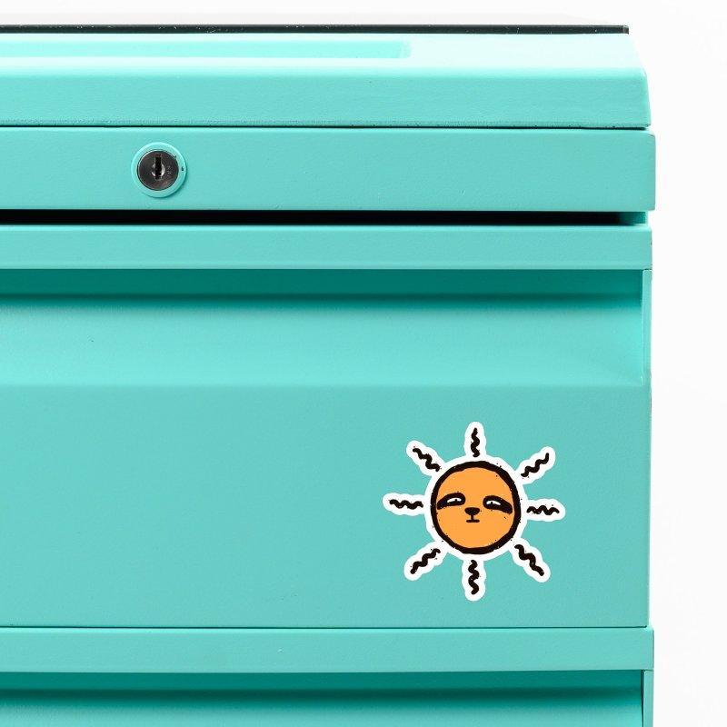 Sunloth Accessories Magnet by makapa's Artist Shop