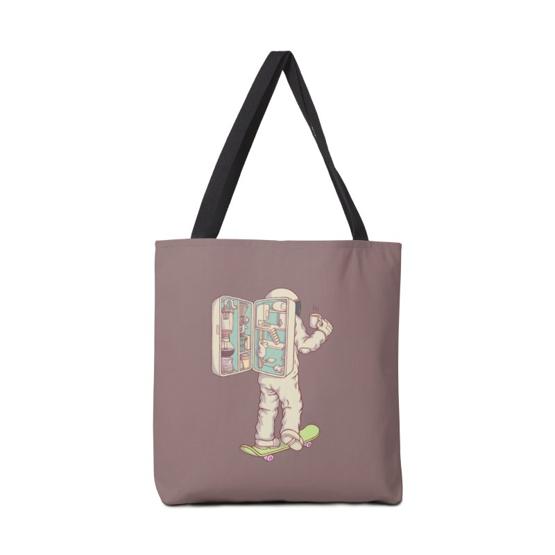 Backpack of astronaut Accessories Bag by makapa's Artist Shop