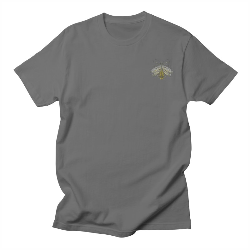 Sci-fi fire fly (mini) Men's T-Shirt by makapa's Artist Shop