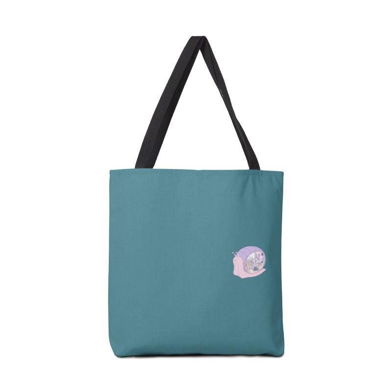 Snail anatomy (mini) Accessories Bag by makapa's Artist Shop