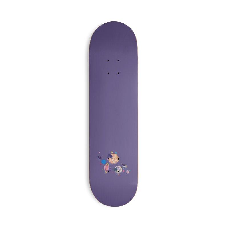 Rolling stars (mini) Accessories Skateboard by makapa's Artist Shop